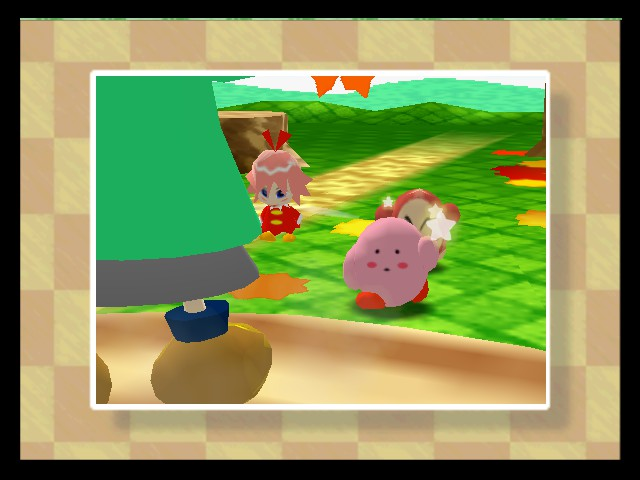 Kirby 64 - The Crystal Shards - lol - User Screenshot